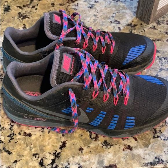 Espesar Informar Humillar  Nike Shoes | Nike Dual Fusion Trail 2 Size 8 | Poshmark